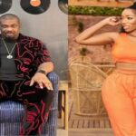 Reaction As Destiny Amaka Reveals That Don Jazzy Didn't Only Break Her Arm While Dancing In This Video